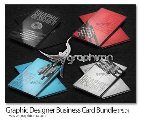 کارت ویزیت طراح گرافیک