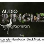 دانلود آهنگ استوک با نام ملت قهرمان AudioJungle Hero Nation