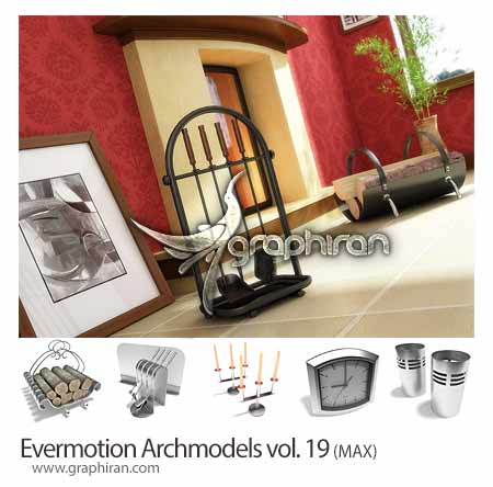 Evermotion Archmodels Vol. 19
