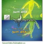 پروژه افتر افکت انیمیشن اینترو فوتبال Soccer Intro Animation