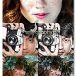 دانلود ۵۰ افکت عکس حرفه ای برای نرم افزار لایت روم