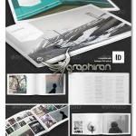 قالب لایه باز کاتالوگ عکس مینیمال Minimal Photo Catalog Template