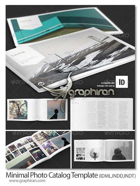 کاتالوگ و بروشور عکس