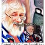 دانلود اکشن تبدیل تصاویر به نقاشی روغن اکرلیک – شماره ۴