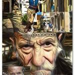 اکشن فتوشاپ ساخت افکت نقاشی رنگ روغن Comic Oil Art Action