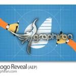 دانلود پروژه تبلیغاتی جدید افتر افکت نقاشی لوگو با دست