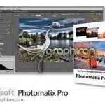 دانلود HDRsoft Photomatix Pro 5.1.3 x86/x64 ویرایش حرفه ای رنگ عکس