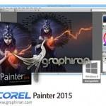 دانلود Corel Painter 2017 v16.1.0.456 x86/x64 نرم افزار نقاشی دیجیتال