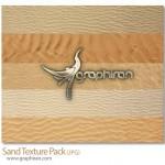 دانلود مجموعه تصاویر تکسچر شن و کویر Sand Texture Pack