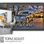 دانلود Topaz Adjust AI 1.0.5 نرم افزار تصحیح رنگ حرفه ای تصاویر
