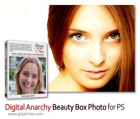 پلاگین فتوشاپ Digital Anarchy Beauty Box Photo