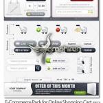 دانلود عناصر وب لایه باز مخصوص طراحی سایت فروشگاه های اینترنتی