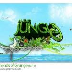 دانلود رایگان موسیقی استوک پر انرژی به نام Friends of Grunge