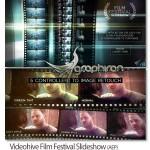 دانلود پروژه افتر افکت با تم فستیوال سینمایی اسلایدشو عکس و فیلم
