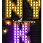 دانلود اکشن فتوشاپ ساخت افکت لامپ های حبابی قدیمی