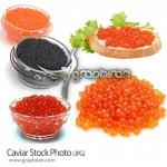 دانلود عکس های استوک با کیفیت خاویار Caviar Stock Photo