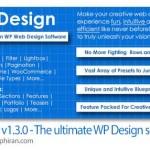 دانلود پلاگین وردپرس ویرایش و طراحی قالب سایت iDesign v1.3.0