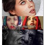 دانلود اکشن جامع فتوشاپ شامل ۷۵ افکت عکس خلاقانه و بی نظیر