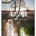 دانلود اکشن فتوشاپ افکت فصل پاییز Autumn Photoshop Action