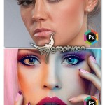 Beauty Retouching Kit 150x150 دانلود اکشن فتوشاپ روتوش اختصاصی چهره Only Face Touch Up