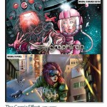 اکشن فتوشاپ ساخت تصاویر کتاب های مصور کمیک The Comic Effect