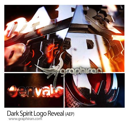 Dark Spirit Logo Reveal