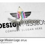 دانلود طرح لوگوتایپ گرافیک فرمت وکتور لایه باز Design Logo
