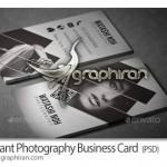 دانلود فایل PSD کارت ویزیت عکاسی جدید و بسیار زیبا – شماره ۲۳۳