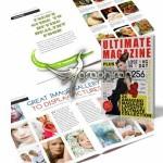 دانلود طرح آماده و جامع مجله مناسب موضوعات مختلف برای InDesign