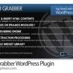 پلاگین وردپرس کپی خودکار مطالب سایت های دیگر Web Grabber v4.2.1