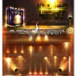 دانلود طرح های آماده افکت شعاع و پرتو نور IES Lights Pack 1