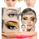 پک ابزارهای آرایش فشن چهره در فتوشاپ Advance Beauty Fashion Kit
