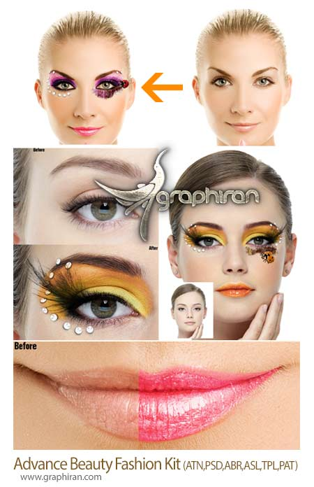Advance Beauty Fashion Kit