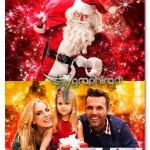 اکشن فتوشاپ افکت عکس کریسمس Christmas Photoshop Action