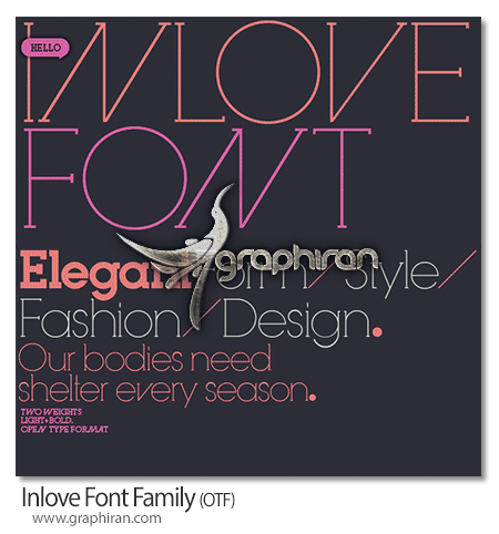 Inlove Font Family