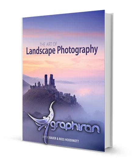 کتاب هنر عکاسی از منظره