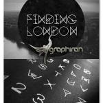 دانلود فونت انگلیسی جذاب و خاص Finding 57 با طراحی هندسی