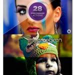 دانلود ۲۸ اکشن فتوشاپ افکت های رنگی جذاب برای عکاسی