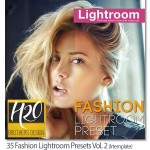 افکت های رنگی تصاویر فشن لایت روم Fashion Lightroom Presets