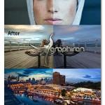 دانلود ۸۰ افکت رنگی عکس ویژه و زیبا برای Adobe InDesign