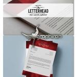 Corporate Letterhead 150x150 دانلود بروشور شرکت طراحی تبلیغات و همچنین چاپ فرمت PSD لایه باز