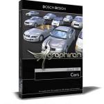 دانلود مدل های ماشین تری دی مکس Dosch 3D Cars Hi-poly Models