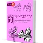 دانلود کتاب آموزش نقاشی ۵۰ پرنسس داستان های مشهور دنیا