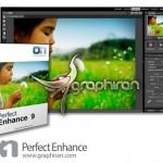OnOne Perfect Enhance 9.5.0.1644 پلاگین افزایش کیفیت تصاویر