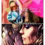 افزونه فتوشاپ Painter Pro 2 برای تبدیل عکس به نقاشی حرفه ای