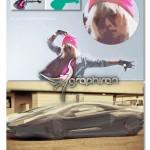 اکشن فتوشاپ افکت عکس هندسی چند ضلعی PolyArt Photoshop Action