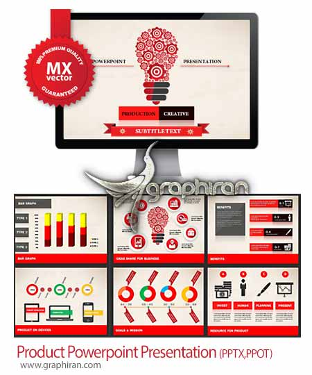 Product Creative Powerpoint Presentation