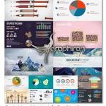 پروژه افترافکت اینفوگرافیک Statistician Massive InfoGraphic