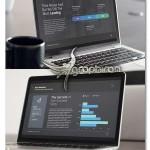 دانلود قالب PowerPoint فوق العاده حرفه ای با ۴ تم رنگی مختلف