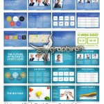دانلود ۲ قالب ارائه آماده PowerPoint فرمت PPT – شماره ۳۸